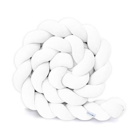 Imagine Protectie impletita Velvet White