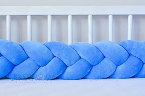 Imagine Protectie impletita Velvet Blue