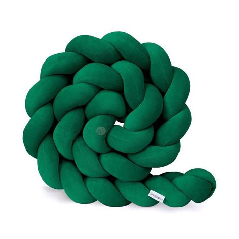 Imagine Protectie impletita Velvet Bottle Green