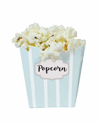 Imagine Aparat de facut popcorn, din lemn