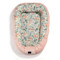 Imagine Baby Nest Velvet - Blooming Boutique - Powder Pink