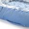 Imagine Baby Nest Velvet - Cappadocia Sky - Dove blue