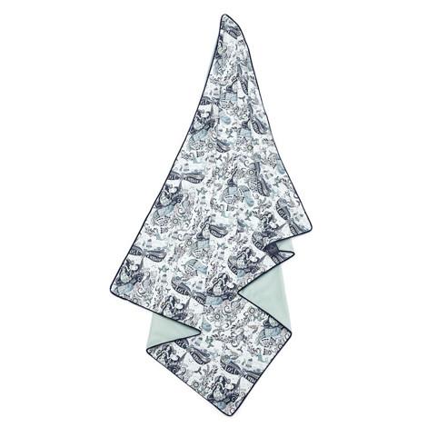 Imagine Patura Velvet Collection Medium light - Lost Kingdom - Smoke Mint