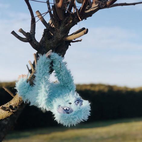 Imagine Jucarie Sloth PAPI- cu magneti
