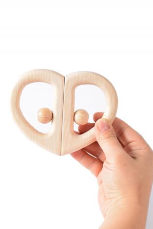 Imagine Jucarie Inima cu magnet