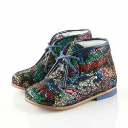 Pantofi din piele - handmade - Emel