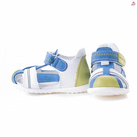 Imagine Sandale din piele handmade EMEL