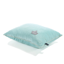 Imagine Perna 40x50 Velvet Big - Audrey mint&grey