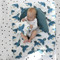 Imagine Patura 110x140 cm Toddler (2 fețe) - Speedy me bright - French lavender