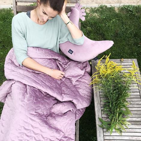 Imagine Patura 110x140 Catifea - French lavender