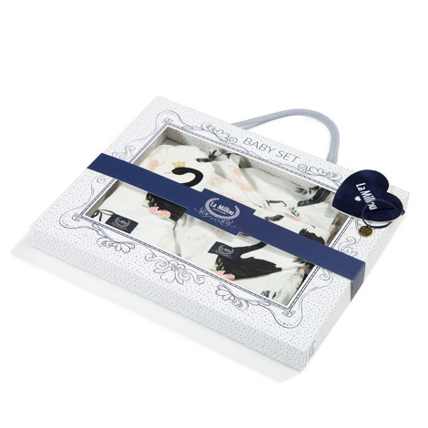 Imagine Set nou-nascut Moonlight Swan 3 pcs.
