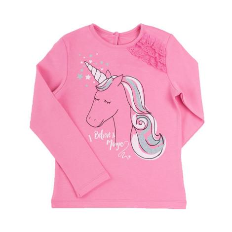 Bluziță Unicorn Roz F1