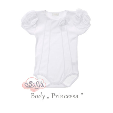 Body Princessa Ecru F1