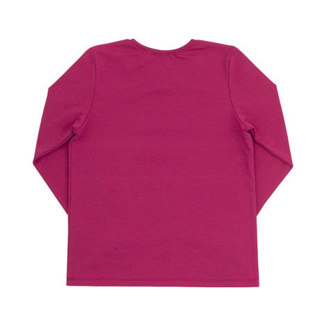 Bluza bumbac fetite F2