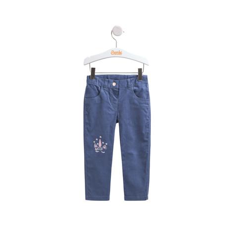 Pantaloni Reiat fetite F2