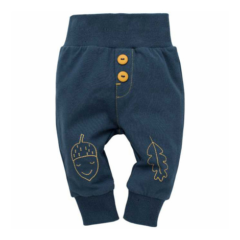 Pantaloni SECRET FOREST Bleumarin F1