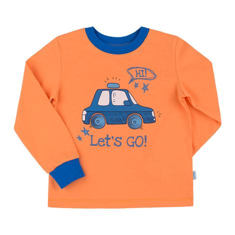 "Pijama băieței ""Let's go"" F2"