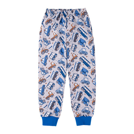 "Pijama băieței ""Let's go"" F3"