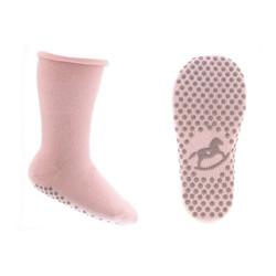Sosetele antiderapante roz pal F1