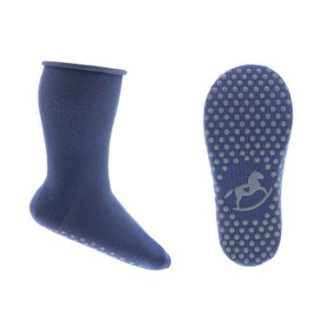 Sosetele antiderapante albastru F1