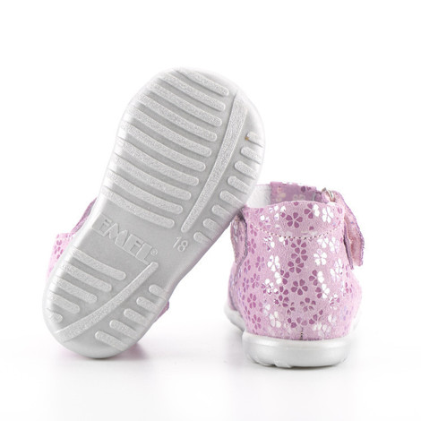Sandale ortopedice Emel din piele - Handmade F2