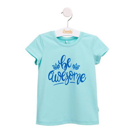 "Tricou ""Be awesome"" F1"