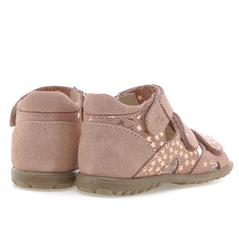 Sandale din piele - handmade - EMEL F2