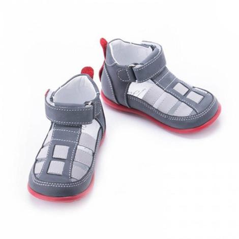 Sandale din piele - handmade - EMEL F4