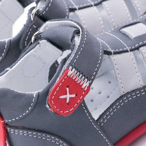 Sandale din piele - handmade - EMEL F7
