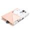 Imagine Patura Medium Light  Minky - Moonlight Swan - Powder Pink