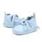 Imagine Moonie's First - Papucei de piele pentru bebelusi - Cloudy Blue