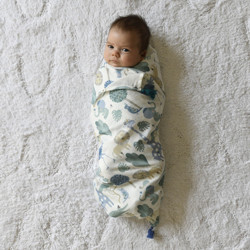 Patura Bamboo Swaddle - Forest