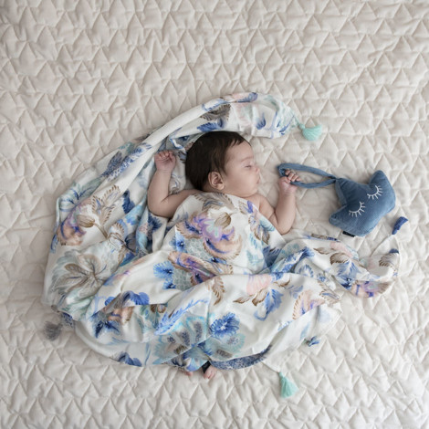 Imagine Patura Bamboo Swaddle - Forest