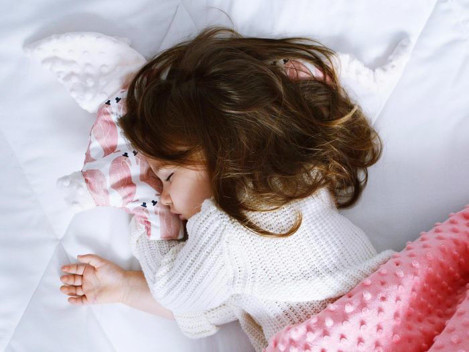Imagine Perna Sleepy Pig Minky - Boho Royal Arrows - Grey