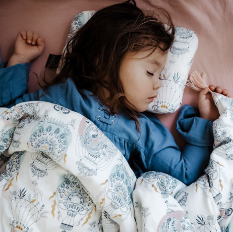 Imagine Perna Baby BAMBOO - Cappadocia Dream - Pink