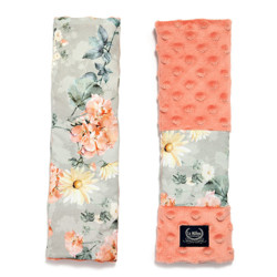 Imagine Protectie centura Minky - Blooming Boutique - Papaya