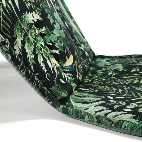 Imagine Protectie carucior Organic Jersey - Botanical - Velvet Khaki