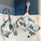 Imagine Gentuta multifunctionala Waterproof - S - Bloomiing Boutique Noir