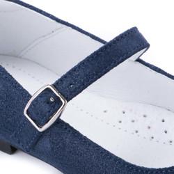 Pantofi din piele - Handmade