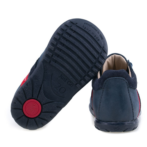 Imagine Pantofi din piele - handmade - EMEL