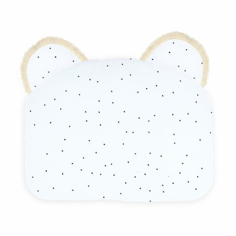 Imagine Perna Teddy Dots Collection - Baby Pink