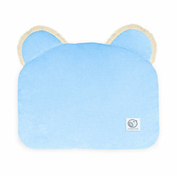 Imagine Perna Teddy Dots Collection - Baby Blue