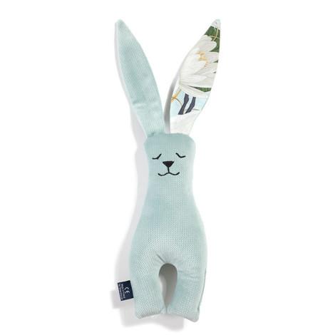 Imagine Jucarie Mr. Bunny - Heron in a cream Lotus - Smoke Mint