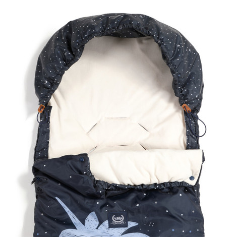 Imagine Sac pentru carucior Aspen UNI LIGHT - Waterproof - Universe of Unicorn & Rafaello