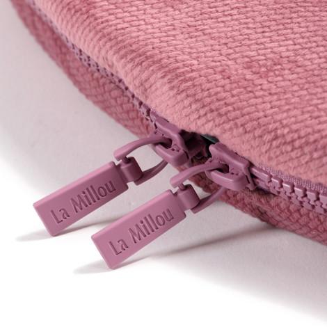 Imagine Sac pentru carucior Aspen UNI LIGHT - Waterproof - Velvet Collection - Mulberry