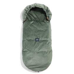 Imagine Sac pentru carucior Aspen UNI LIGHT - Waterproof - Velvet Collection - Khaki