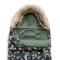 Imagine Sac pentru carucior Aspen COMBO - Waterproof - Blooming Boutique Noir & Khaki