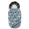Imagine Sac pentru carucior Aspen COMBO - Waterproof - It'a a magic & Smoke Mint