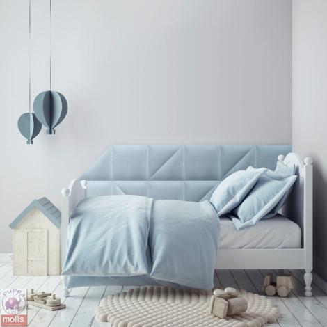 Imagine Mollis Basic 02 Light Blue (Patrat - 30x30 cm)