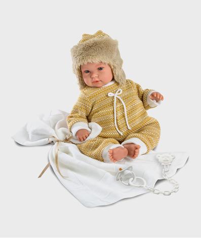 Imagine Papusa nou-nascut BEBITO, cu sunete